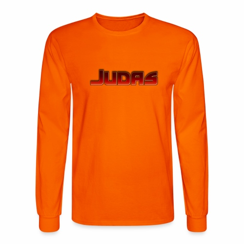 Judas - Men's Long Sleeve T-Shirt