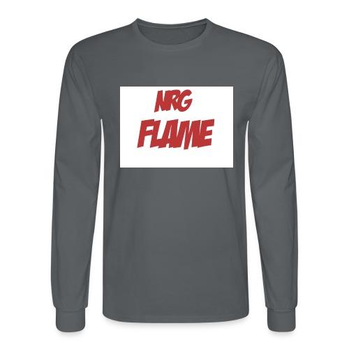 FLAME - Men's Long Sleeve T-Shirt