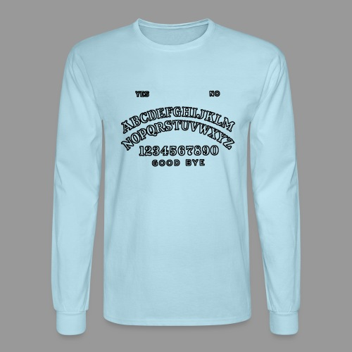 Talking Board - Men's Long Sleeve T-Shirt