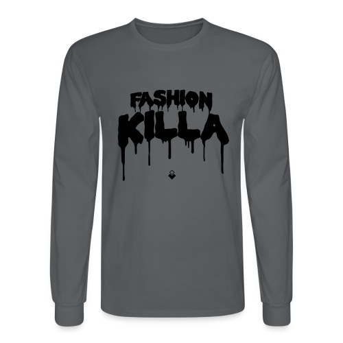 FASHION KILLA - A$AP ROCKY - Men's Long Sleeve T-Shirt
