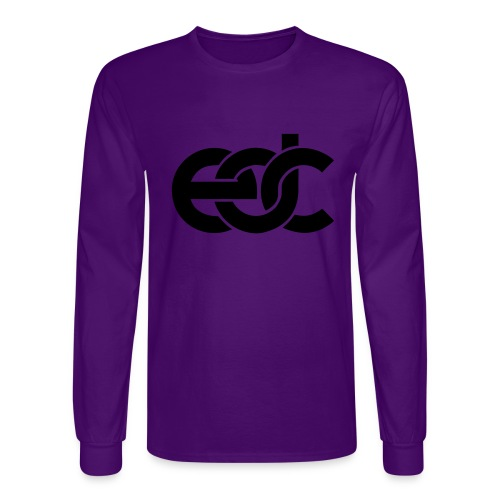 EDC Electric Daisy Carnival Fan Festival Design - Men's Long Sleeve T-Shirt