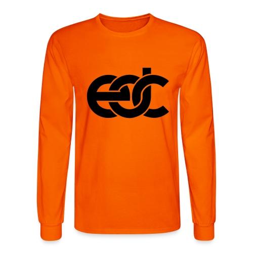 EDC Electric Daisy Carnival Fan Festival Design - Men's Long Sleeve T-Shirt