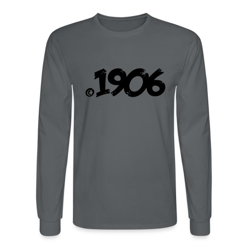 Made in 1906 Copyright - Men's Long Sleeve T-Shirt