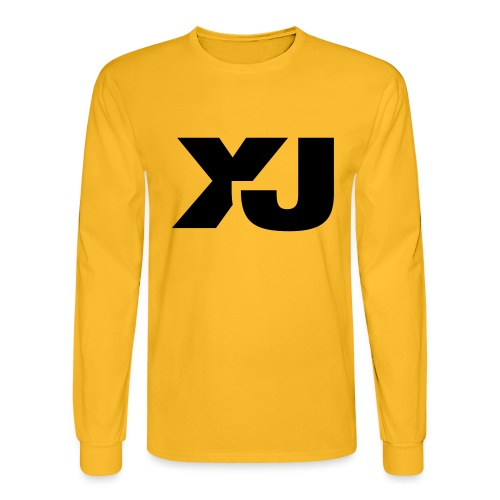 Jeep Cherokee XJ - Men's Long Sleeve T-Shirt