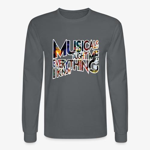 MTMEIK Broadway - Men's Long Sleeve T-Shirt