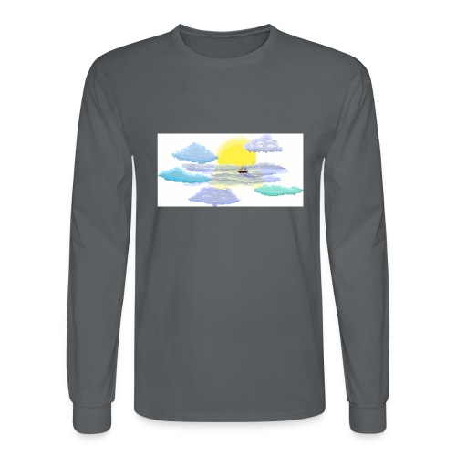 Sea of Clouds - Men's Long Sleeve T-Shirt