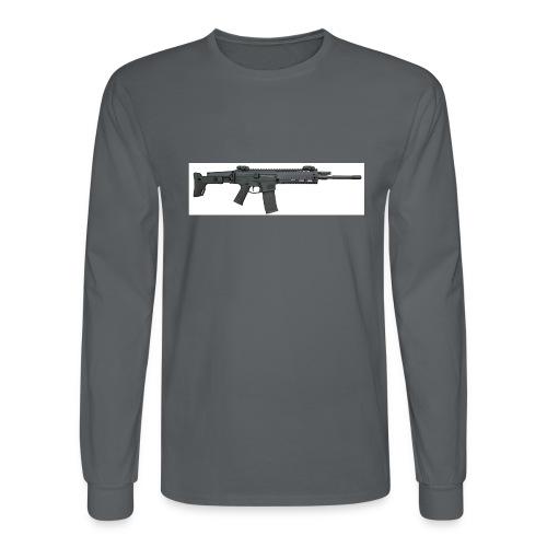 274DCA6D F340 4D0F 85CA FAC6F71A3998 - Men's Long Sleeve T-Shirt