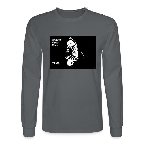 CASH - Men's Long Sleeve T-Shirt