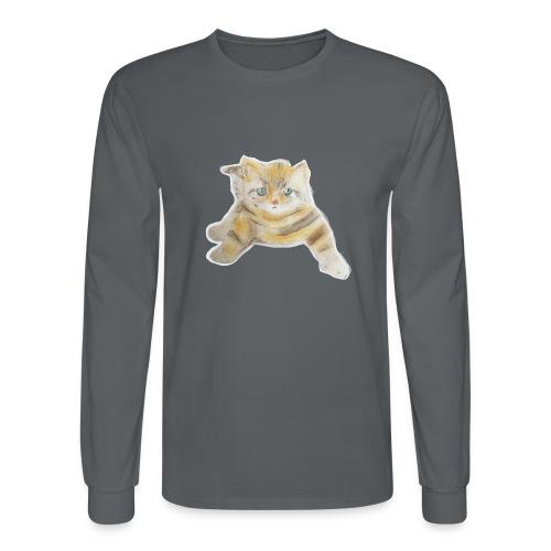 sad boy - Men's Long Sleeve T-Shirt