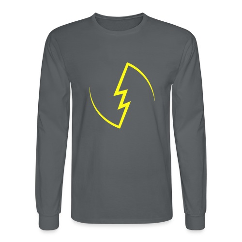 Electric Spark - Men's Long Sleeve T-Shirt