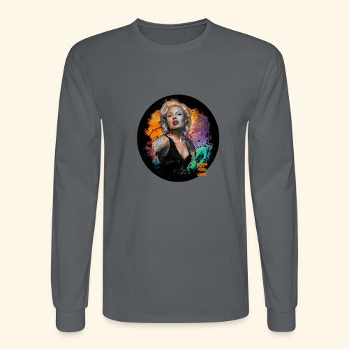 Marilyn Monroe - Men's Long Sleeve T-Shirt