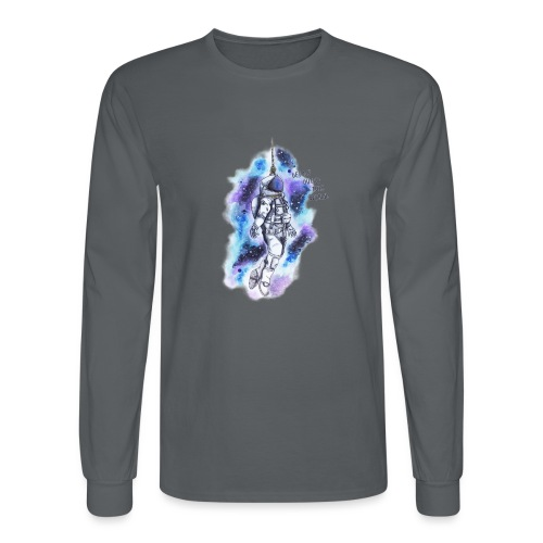 Get Me Out Of This World - Men's Long Sleeve T-Shirt