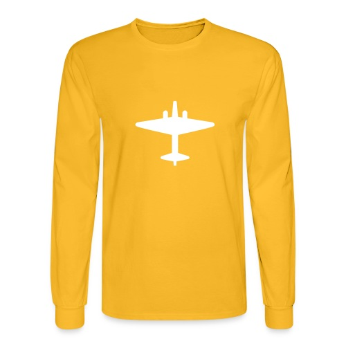 UK Strategic Bomber - Axis & Allies - Men's Long Sleeve T-Shirt