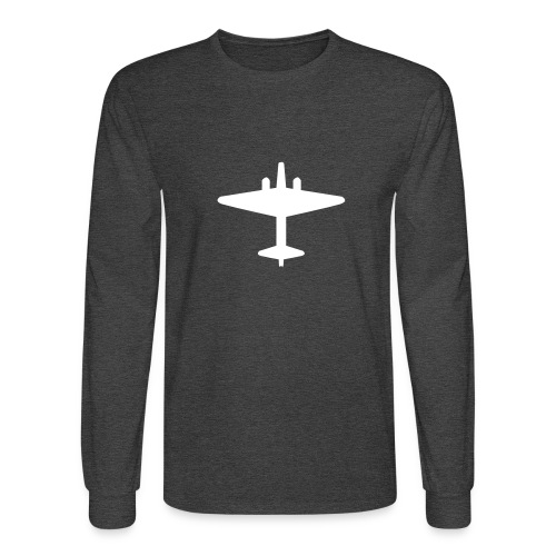 UK Strategic Bomber - Axis & Allies - Men's Long Sleeve T-Shirt