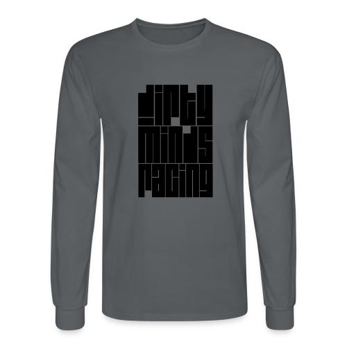 Dirty Minds Racing - Men's Long Sleeve T-Shirt