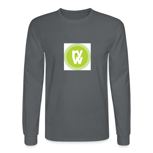 Recover Your Warrior Merch! Walk the talk! - Men's Long Sleeve T-Shirt