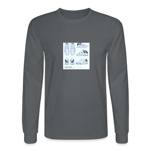 04EB9DA8 A61B 460B 8B95 9883E23C654F - Men's Long Sleeve T-Shirt