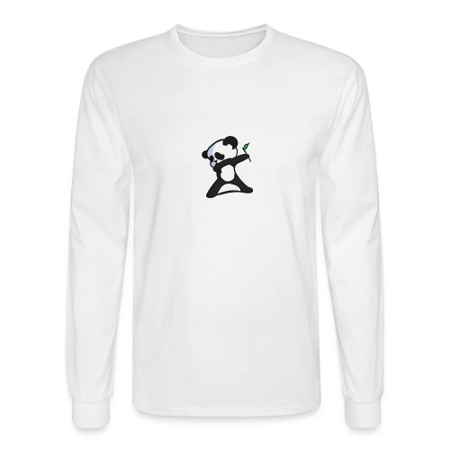 Panda DaB - Men's Long Sleeve T-Shirt
