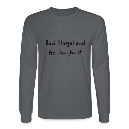 baddoughnut - Men's Long Sleeve T-Shirt