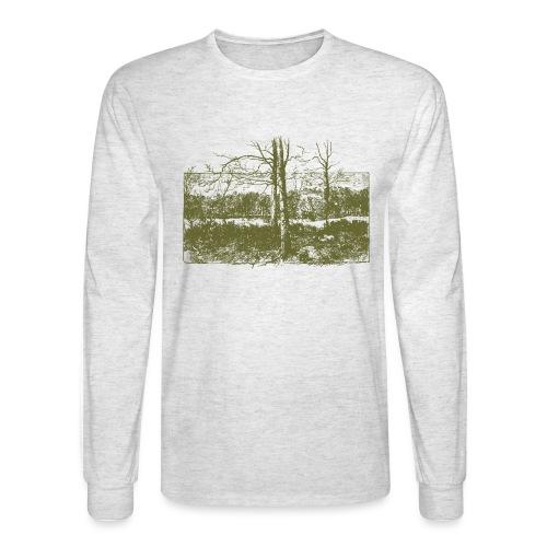 Hollow Myths Wanderer - Men's Long Sleeve T-Shirt