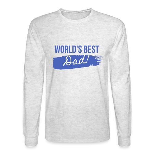 Father's Day T Shirt - Men's Long Sleeve T-Shirt