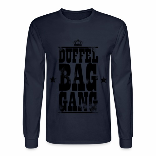 DuffelBagGang Promo T Shirts - Men's Long Sleeve T-Shirt