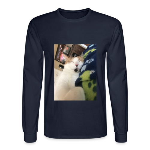 Majestic Wheeze - Men's Long Sleeve T-Shirt