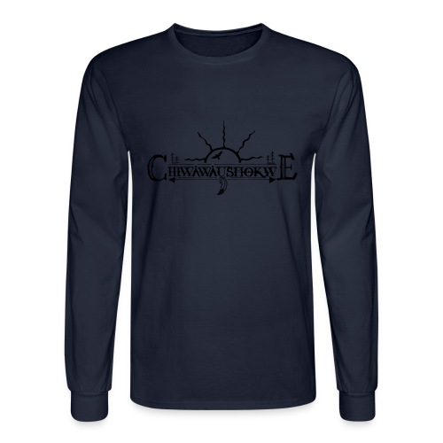 Chiwawausmokwe - 7thGen - Men's Long Sleeve T-Shirt