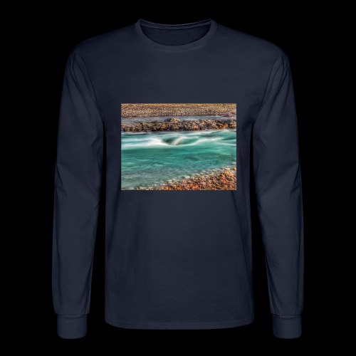 Test - Men's Long Sleeve T-Shirt