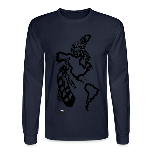 NativeLand - 7thGen - Men's Long Sleeve T-Shirt