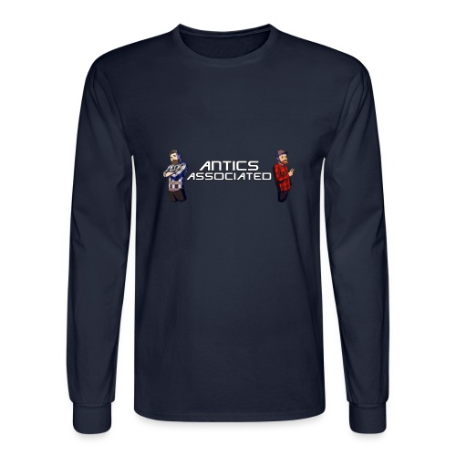 The Antics Crew - Men's Long Sleeve T-Shirt