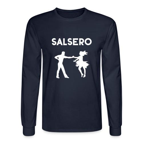 Salsero, Salsa, Latin dancing, bachata, mambo - Men's Long Sleeve T-Shirt
