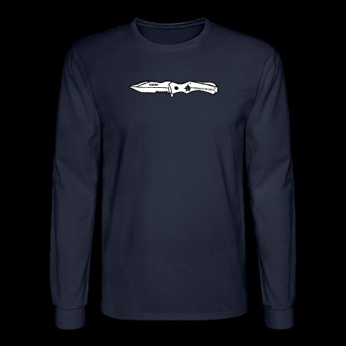 knife - Men's Long Sleeve T-Shirt