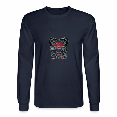 Eager Beaver - Men's Long Sleeve T-Shirt