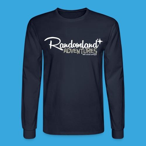 Randomland Adventures - Men's Long Sleeve T-Shirt