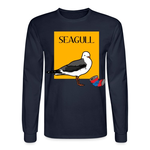 LE SEAGULL - Men's Long Sleeve T-Shirt