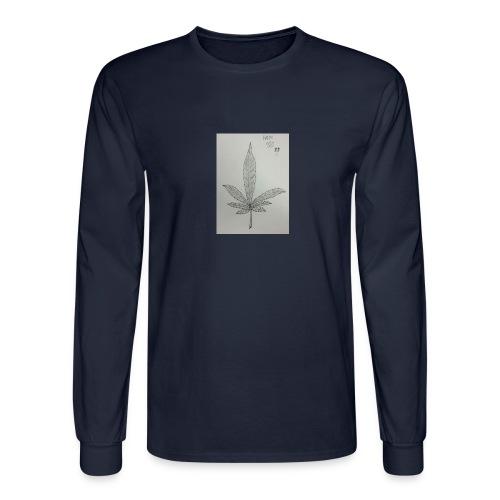 Happy 420 - Men's Long Sleeve T-Shirt