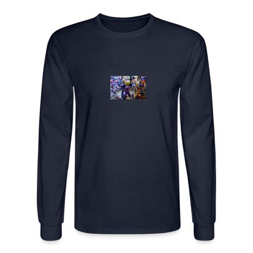 cartoons - Men's Long Sleeve T-Shirt