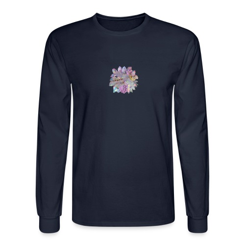CrystalMerch - Men's Long Sleeve T-Shirt