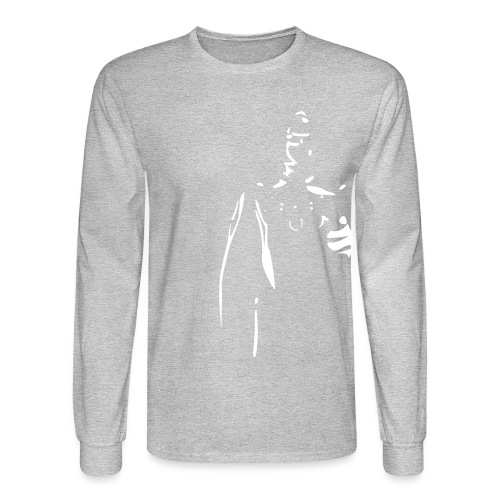 Rubber Man Wants You! - Men's Long Sleeve T-Shirt