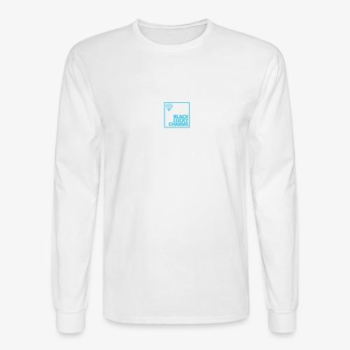 Black Luckycharmsshp - Men's Long Sleeve T-Shirt