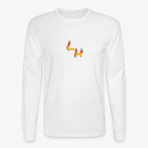 Los Hermanos Logo - Men's Long Sleeve T-Shirt