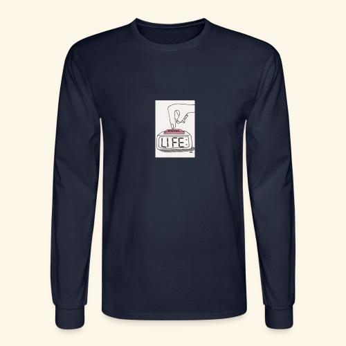 Mood - Men's Long Sleeve T-Shirt