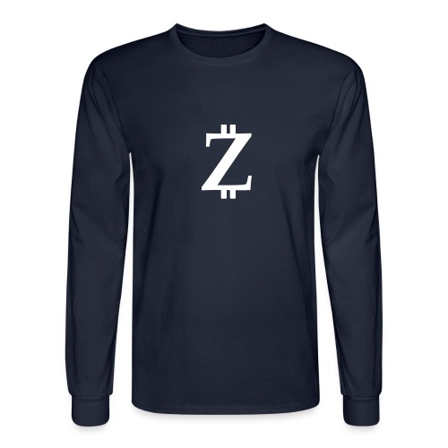 Big Z black - Men's Long Sleeve T-Shirt