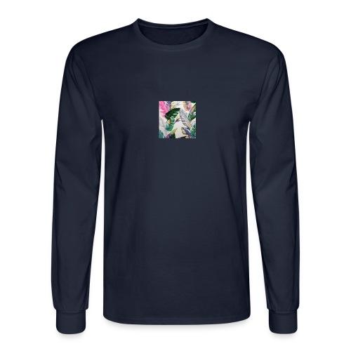 Men's Long Sleeve T-Shirt - Km,Merch,Kb