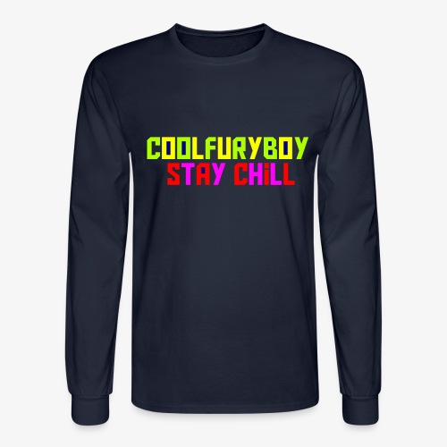 CoolFuryBoy - Men's Long Sleeve T-Shirt