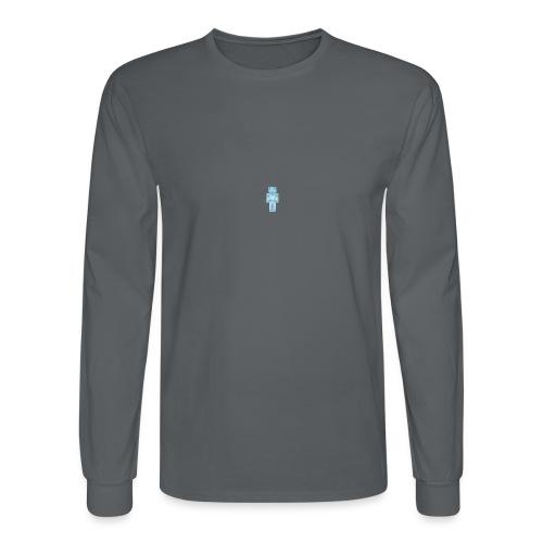 Diamond Steve - Men's Long Sleeve T-Shirt