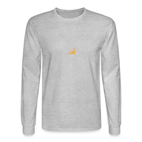 USSR logo - Men's Long Sleeve T-Shirt