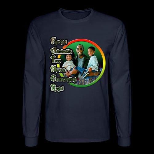 Father 01 - Men's Long Sleeve T-Shirt