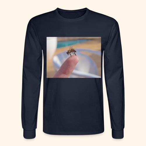 bee - Men's Long Sleeve T-Shirt